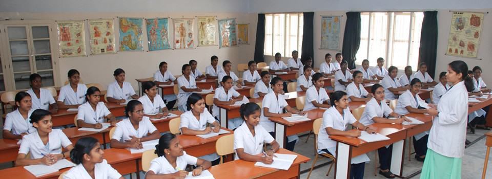 BSc Nursing College