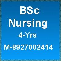 BSc Nursing Admission-2020