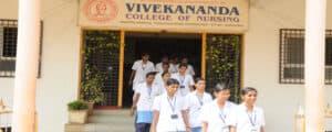 Vivekananda College of Nursing Chitradurga