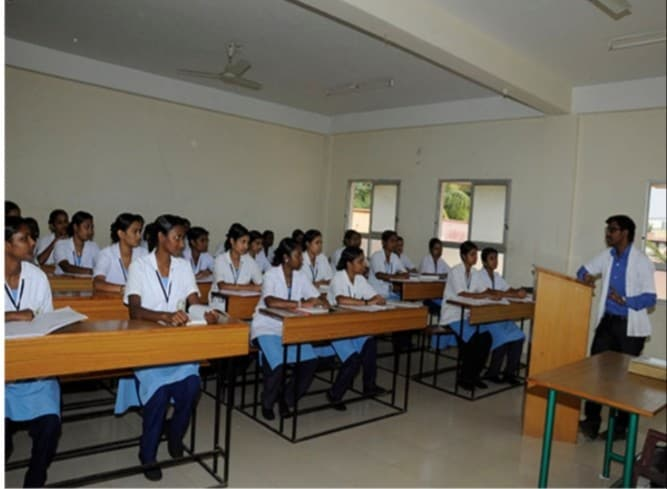 Vivekananda College of Nursing Chitradurga