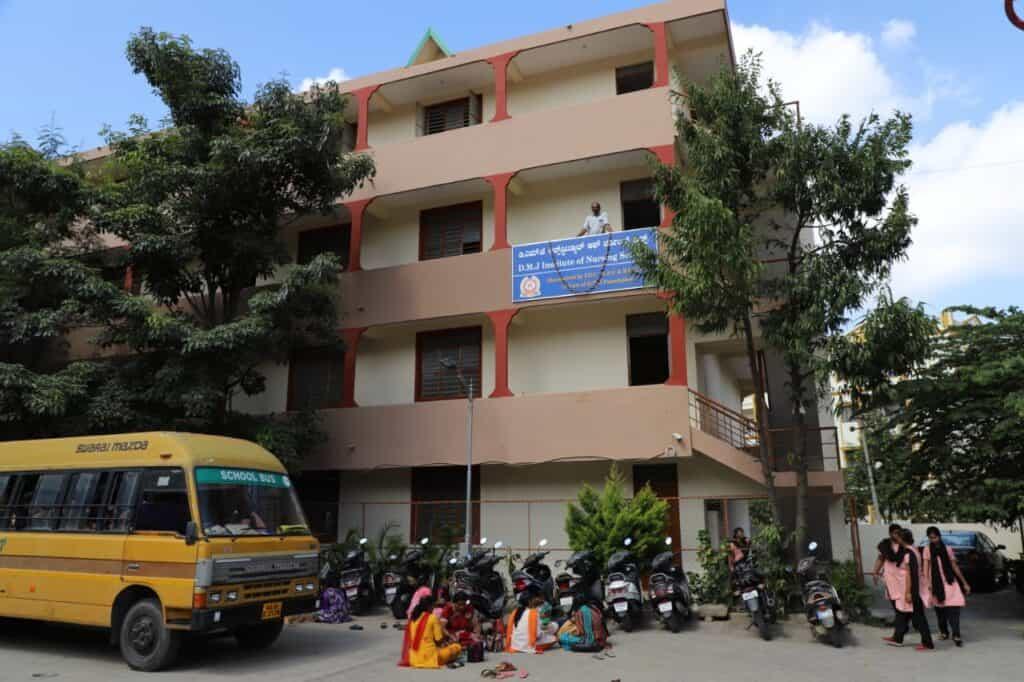 DMJ Institute of Nursing